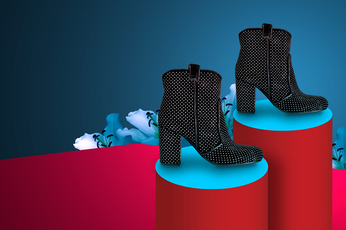 Creation-Illustration-Collection-Mode-Hiver-2017-Strada-Chaussures-Sophie-Jaton