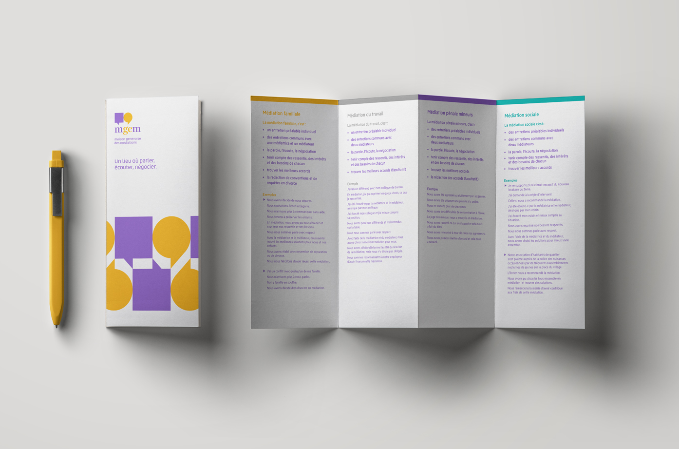 Maison-genevoise-mediation-Identite-Depliant-Graphique-Sophie-Jaton